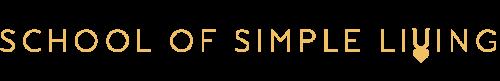 School of Simple Living Logo